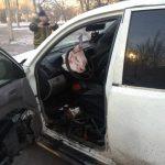МГБ ДНР: в Горловке подорвали машину военнослужащего ДНР