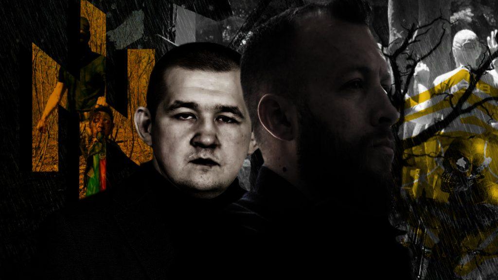 Коалиция ВПГ и нацистов Азов © Наш Донбасс